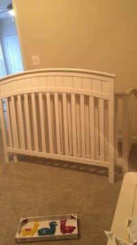 Graco convertible crib Montgomery Village, 20886