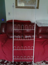 18 pairs shoe rack London, N6G 3S2