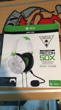 Turtle beach ear force recon 50x wired Montreal East, H1E 3L1