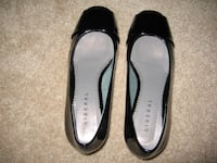 Women's Slip-On Patent Leather Bow Shoes Toronto