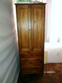brown wooden cabinet with drawer Palm Desert, 92211