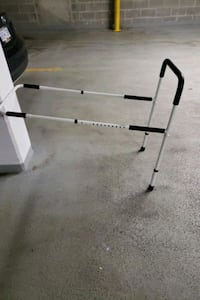 BED RAIL WITH LEGS Coquitlam, V3H 1W3