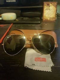 Raybans rb3025 avaitor grandient  West Covina, 91791
