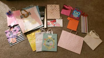 Gifts Bag Lot