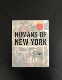 Humans of New York Book Markham, L6B 1N4