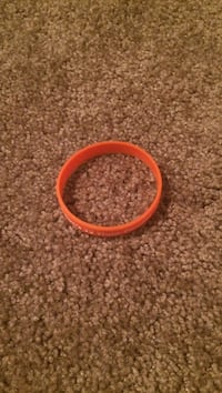 30 Hour Famine Orange Bracelet Mount Pleasant, 48858