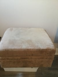 Ottoman -27x23x12 inches price reduced for early sale Toronto, M9M 0E8