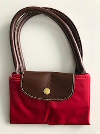 Longchamp Le Pliage Bag S Red Toronto, M5V