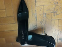Prada woman black heels NEW! Athina, 112 54