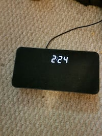 Bluetooth clock speaker Guelph, N1G 3E9