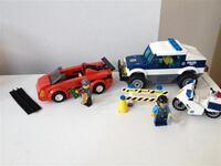 Lego City High Speed Chase #60007 - gently used