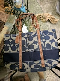 Coach large Tote Stanhope, 07874