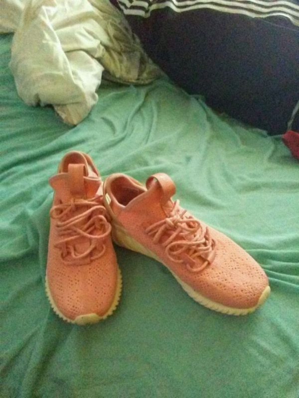 f47335475 Used pair of red Adidas Yeezy Boost 350 for sale in Augusta - letgo