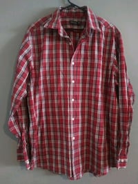 ***MEN'S LARGE (42-44) DRESS SHIRT!*** Dallas