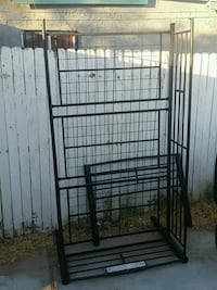 Bed frame twin $75