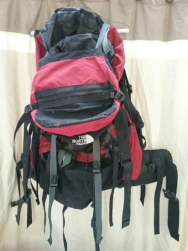 5869b5b3f North Face Backpack