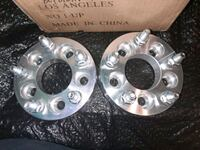 Spacers for a frs /brz Corpus Christi