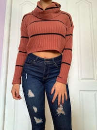 Cropped Sweater Laval, H7T 0B3