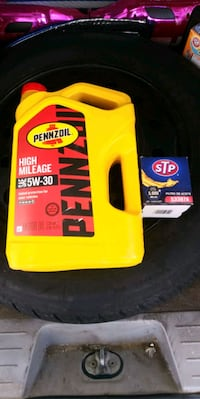 Engine oil and filter combo for $30. Greenbelt