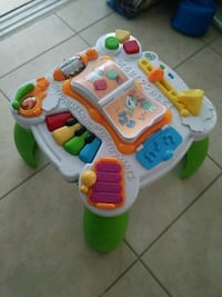 Leap frog activity table Palm Harbor, 34684