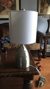 Grey metal lamp for sale Markham, L3T 6R8