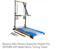 Supreme Pilates pro new retails $399.99  Port Hueneme, 93041