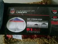 Redskin canopy brand new never been opened  Woodbridge, 22191