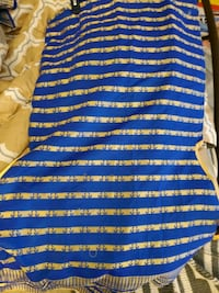 African blouse and skirt. Size L Manassas, 20109