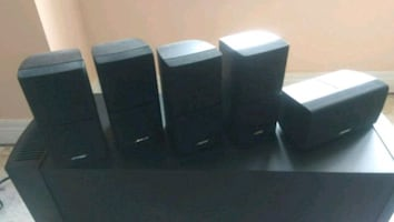 Bose speaker  home theater system