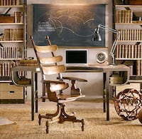 Restoration Hardware dentist chair Fairfax, 22031