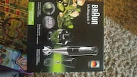 Braun multiquick 7 immersion blender Maple Ridge, V2X 0H5