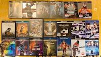 4K+Blu-Ray+DVD lot (Marvel, John Wick etc.) Parkville, 21234