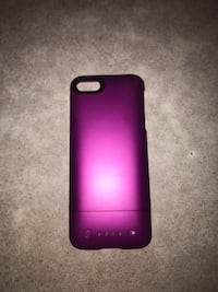 Pink morphie charging case