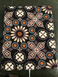 Apple iPad 2nd edition with Vera Bradley Case! Black, white, and orange floral textile Port Saint Lucie, 34986