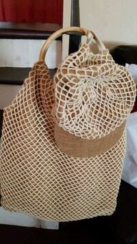brown and white wicker basket Syracuse, 13205