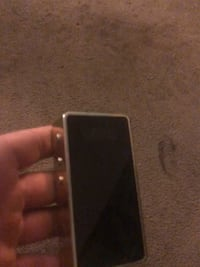 black Android smartphone with brown case Boulder City, 89005