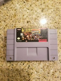 Donkey Kong Country 2 for Super Nintendo  215 mi
