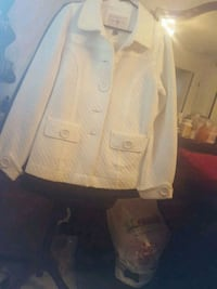 white button-up long-sleeved shirt Fresno, 93722