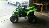 2002 Kawasaki four wheeler 250 runs great asking 9 Richmond, 47374