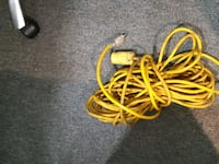 50 feet  extention cord used