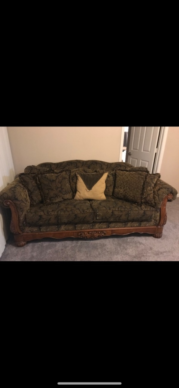 Trying To Get Rid Of Two Couches One Three