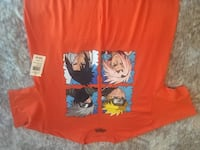 Brand New w/tags Adult Naruto T-Shirt Cambridge, N1R 6B3