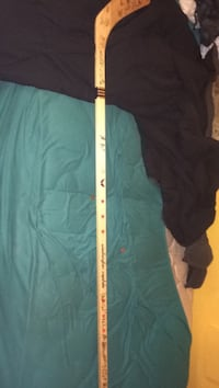 Autographed Washington Capitals Hockey Stick Aldie, 20105