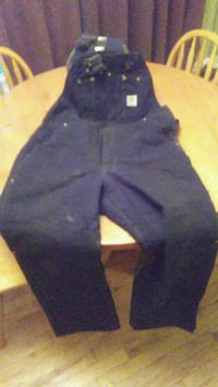 Carhartt thick work overalls Calgary, T2A 6J1