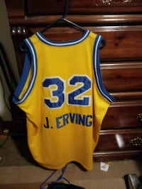 Julius Irving High School Jersey Providence, 02910