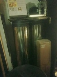 Water softener system unit Los Angeles, 91324
