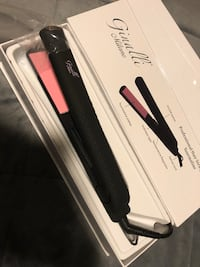 NEW black hair flat iron Mission, 78573
