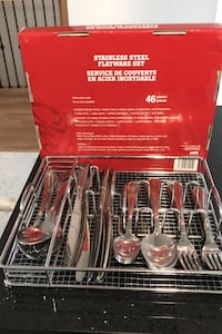 Stainless brand new flatware master chef series Mississauga, L5M