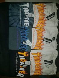 Brand new Thrasher skateboarding clothes  Hagerstown, 21740