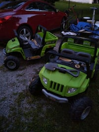 Power Wheels Arctic Cat Independence
